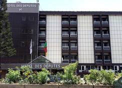 Hotel des Deputes - Yaundé - Edificio