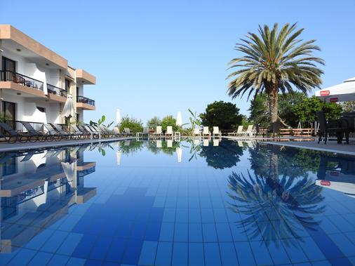 安娜酒店公寓 - 基索内加 - 帕福斯 - 游泳池