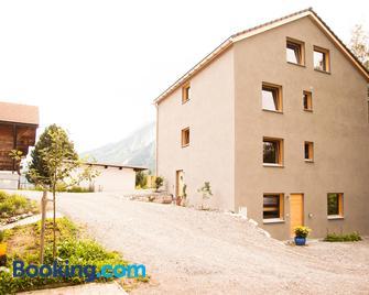 Nangijala Guest House - Disentis/Mustér - Building