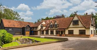 The Great Hallingbury Manor Hotel - Bishop's Stortford