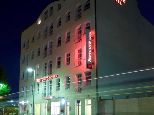 Mercure Hotel Berlin Mitte - Berlín - Edificio