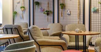 Mercure Hotel Berlin Mitte - ברלין - מסעדה