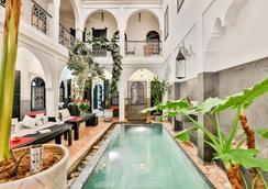 Riad Al Boraq - Marrakech - Piscina