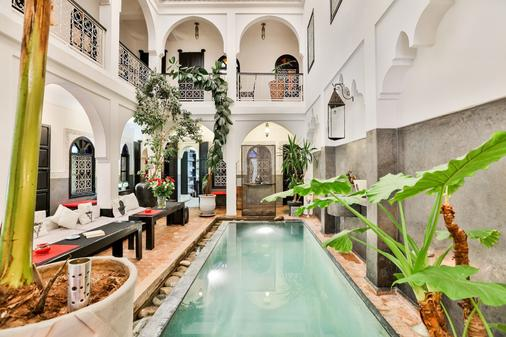 Riad Al Boraq - Marrakesh - Pool
