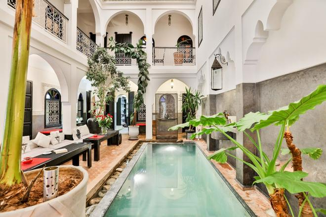 Riad Alboraq - Marrakesh - Pool