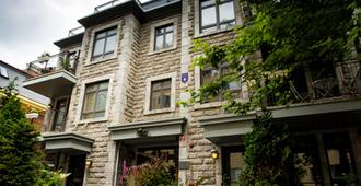Aparthotelmontreal - Montreal - Building