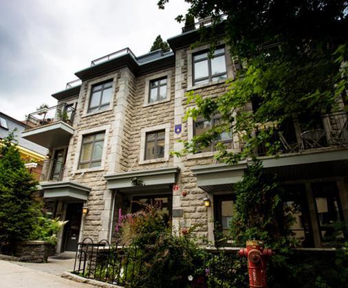 Aparthotel Montreal - Μόντρεαλ - Κτίριο