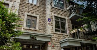 Aparthotelmontréal By Les Terrasses Saint Urbain - Montreal - Edificio