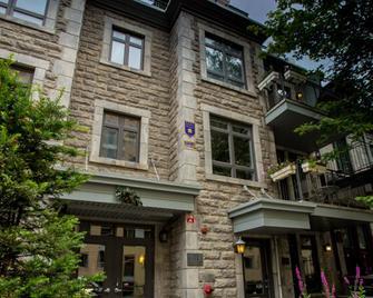 Aparthotelmontréal By Les Terrasses Saint Urbain - Montreal - Building