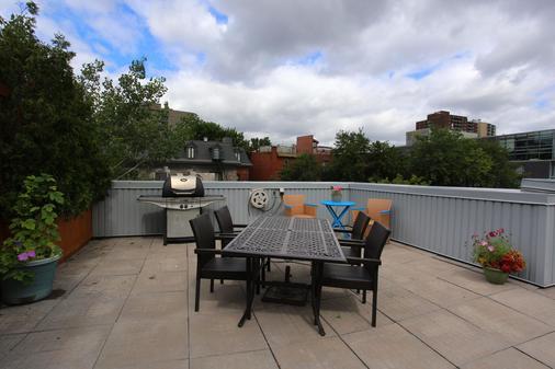 Aparthotel Montreal - Montréal - Ban công