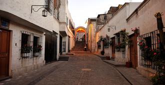 Tambo del Solar Hotel - Arequipa - Cảnh ngoài trời