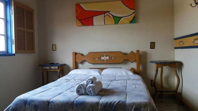 Pousada Caminho do Trem - Tiradentes - Bedroom