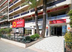 아파트호텔 아다지오 니스 프롬나드 데 장글레 - 니스 - 건물