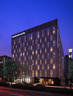 仙台華盛頓酒店 - 仙台 - 建築