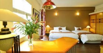 Golden Sun Villa Hotel - Ανόι - Κρεβατοκάμαρα