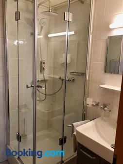Hotel zum Rebstock - Naumburg (Saxony-Anhalt) - Bathroom