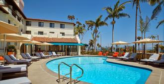 Mar Monte Hotel, In The Unbound Collection By Hyatt - Santa Barbara - Piscina