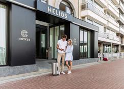 Hotel Helios - Blankenberge - Rakennus