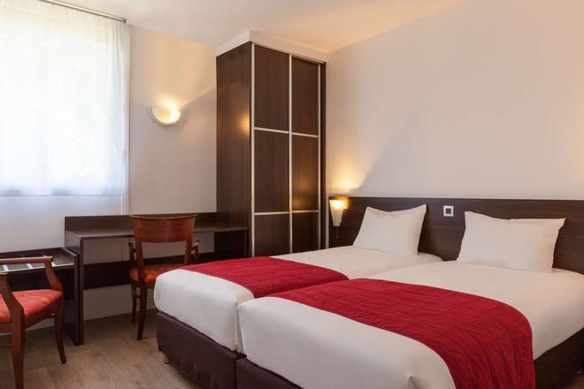 The Originals City, Hôtel Du Phare, Bordeaux Mérignac (Inter-Hotel) - Mérignac - Bedroom
