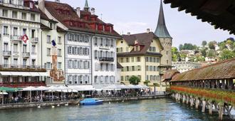 Ibis Styles Luzern - לוצרן - נוף חיצוני