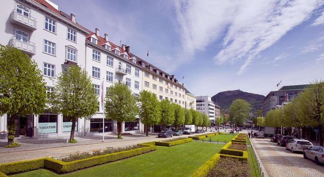 Hotel Oleana Ascend Hotel Collection - Bergen - Rakennus