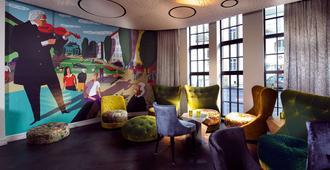 Hotel Oleana - Μπέργκεν - Σαλόνι