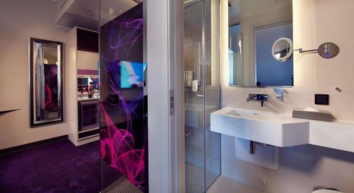 歐林納酒店 - 卑爾根 - 卑爾根 - 浴室