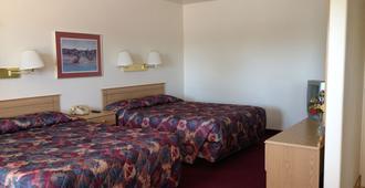 Bryce Way Motel - Panguitch - Schlafzimmer