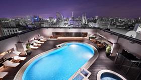 Sheraton Grand Taipei Hotel - Taipei City - Pool