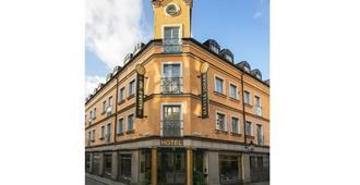 Mj's - Malmö - Building