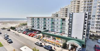 Regal Plaza Beach Resort - Wildwood Crest - Toà nhà