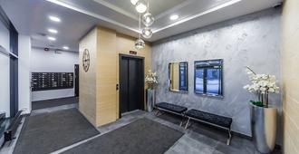 Karlson Lux Apart Hotel - טאלין - לובי