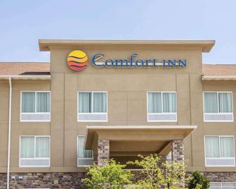 Comfort Inn - Saint Clairsville - Building