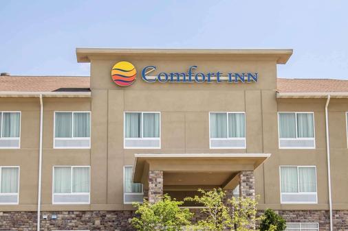Comfort Inn - Saint Clairsville - Rakennus