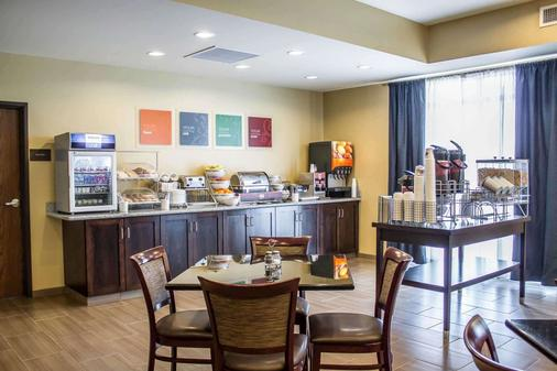 Comfort Inn - Saint Clairsville - Buffet