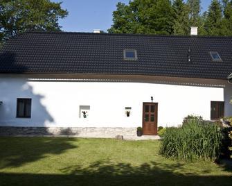 Penzion Alber - Nová Bystřice - Gebäude
