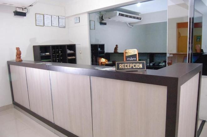 Atlantis Hotel Iquitos - Iquitos - Front desk