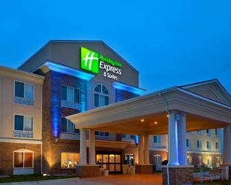 Holiday Inn Express & Suites Mattoon - Mattoon - Gebäude
