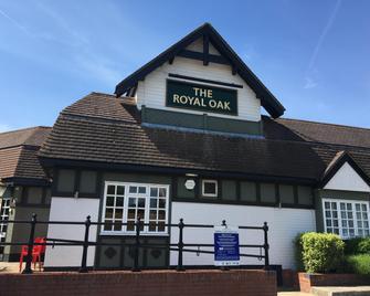 Royal Oak - Wirral - Building