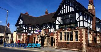 Ingram Arms - Doncaster - Edificio