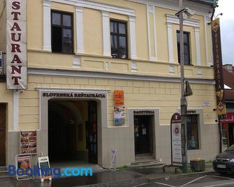 Turisticka ubytovna pri Slovenskej restauracii - Brezno - Gebouw