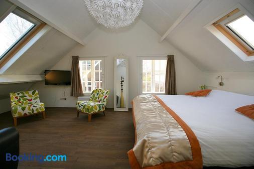 B&B Rechthuis Van Zouteveen - Schipluiden - Bedroom