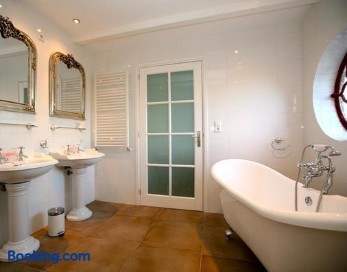 B&B Rechthuis Van Zouteveen - Schipluiden - Bathroom
