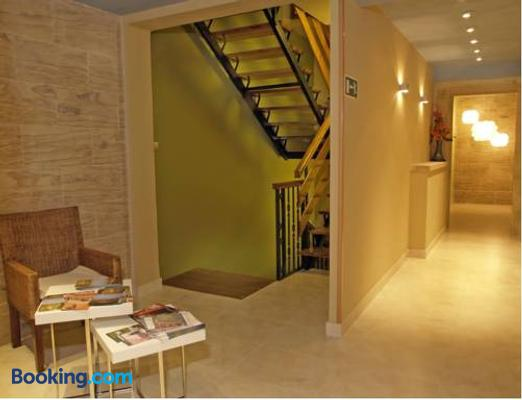 Hostal Fuentefria - Abejar - Hallway
