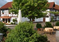 Hotel Landgasthaus Pfahl - Nürburg - Gebäude
