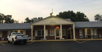 Old Kentucky Home Motel - Bardstown - Building