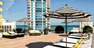 Hotel Croydon - Miami Beach - Patio