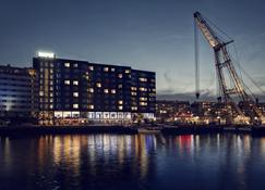 Mainport - Rotterdam - Edificio