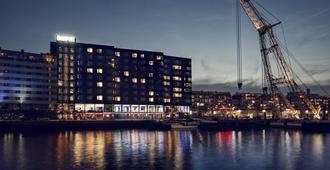 Mainport - Rotterdam - Toà nhà