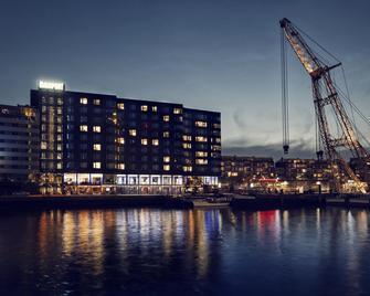 Mainport Design Hotel - Роттердам - Building
